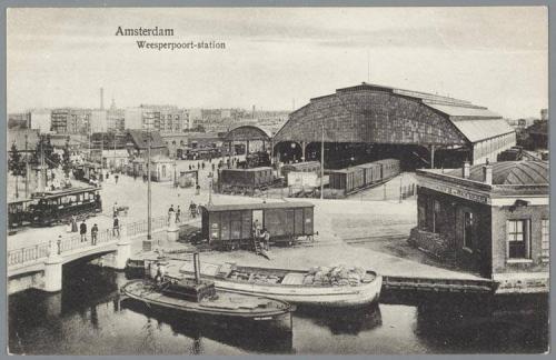 Weesperpoortstation 1915